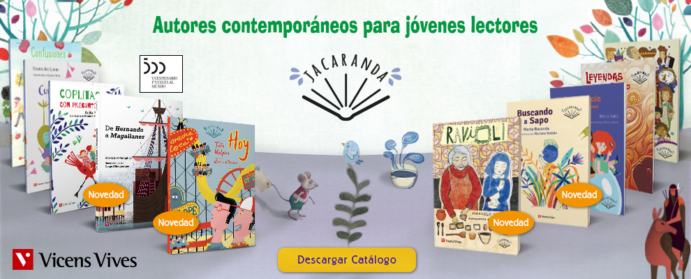 Catálogo Jacarandá